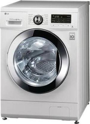 Εικόνα της Πλυντήριο-Στεγνωτήριο ρούχων LG F1496AD3 (8/4 Kg) 1400rpm