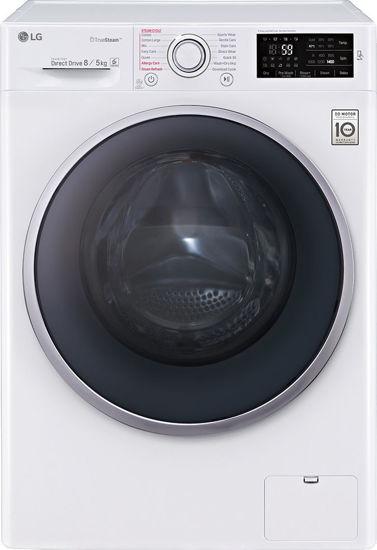 Εικόνα της Πλυντήριο-Στεγνωτήριο ρούχων LG FH4U2TDH1N (8/5Kg)