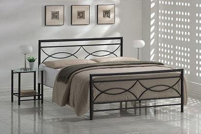 Εικόνα της Monica Κρεβάτι Διπλό Μεταλλικό 150x200cm