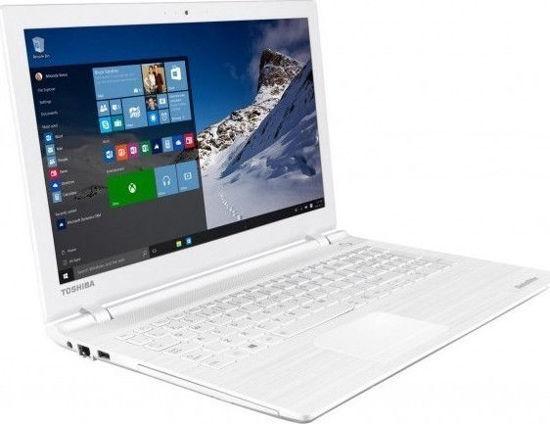 """Εικόνα της Laptop Toshiba Satellite C55-C-1EV 15,6""""  Pentium N3700 Windows 10 64bit White"""