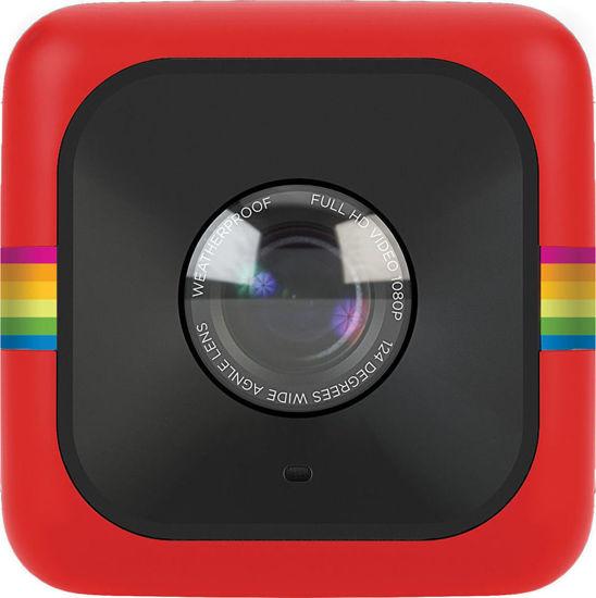 Εικόνα της Βιντεοκάμερα action cam Polaroid POLC3R Cube Red