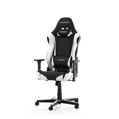 Εικόνα της DXRacer RACING R0-NW - Gaming Chair - Μαύρο/Λευκό