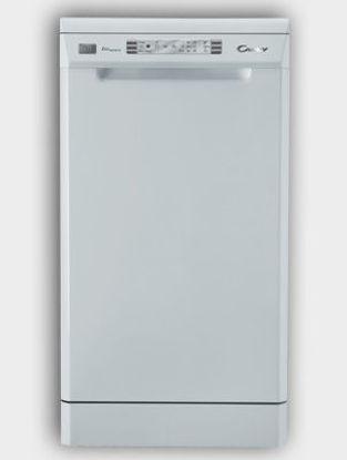 Εικόνα της Πλυντήριο Πιάτων CANDY CDP 4609 ΛΕΥΚΟ 45 cm