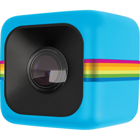 Εικόνα της Βιντεοκάμερα action cam Polaroid POLC3BL Cube  Blue