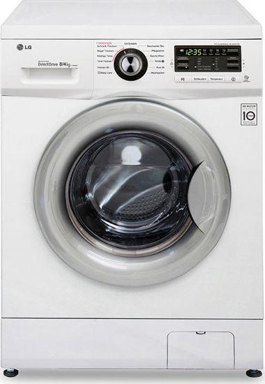 Εικόνα της Πλυντήριο-Στεγνωτήριο ρούχων LG F1496AD1 (8/4 Kg)
