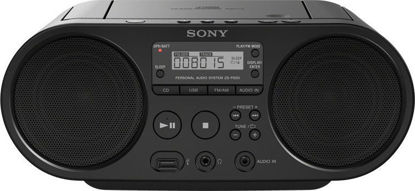 Εικόνα της Φορητό Ραδιο-CD Sony ZS-PS50B