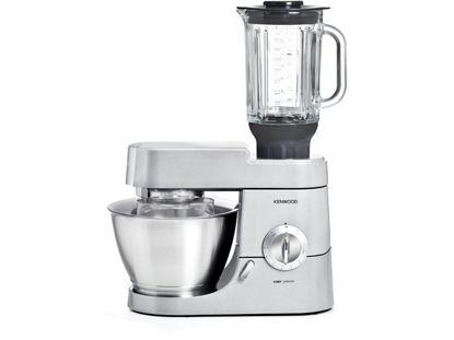 Εικόνα της Κουζινομηχανή KENWOOD KMC570 PREMIER /AT358 1000 WATT & Γυάλινο Μπλέντερ