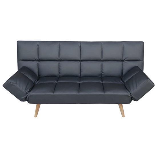 Εικόνα της Καναπές κρεβάτι Italia 3θέσιος pu 182X81X84