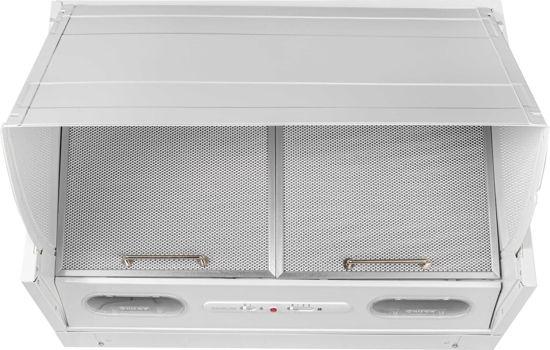 Εικόνα της Απορροφητήρας Πτυσσόμενος 60cm Λευκός Davoline P141 060W